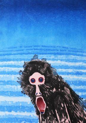 高级动物-惊恐